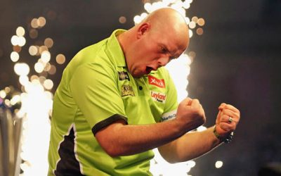 Michael van Gerwen and Phil Taylor Reveal They Dislike Each Other